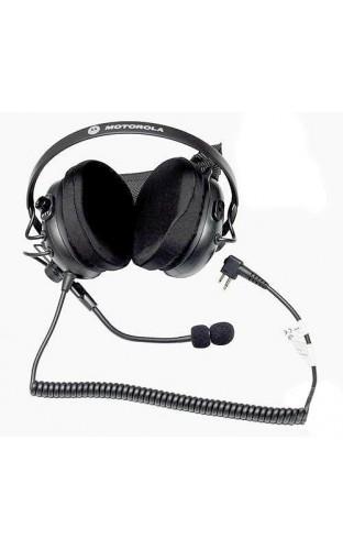 PMLN6540 Гарнитура шумозащищенная с оголовьем и микрофоном на штанге, для DP1000