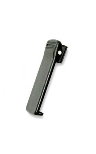 HLN8255 Зажим пружинный из пластика для крепления радиостанции на ремне, черный