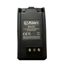 Аккумулятор Alan PB-4522. 2200 мА/ч, Li-lon, для р/ст ALAN HP-450