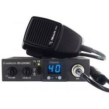Радиостанция ALBRECHT AE4200 MC АМ/FM, 4 Вт, 40 R+40E