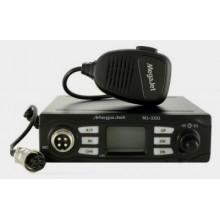 Радиостанция MegaJet MJ-200 , AM/FM, 120 кан., 7-8W