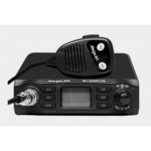 Радиостанция MegaJet MJ-200 PLUS,  AM/FM, 120 кан., 7-8W