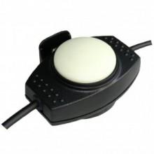 Адаптер FireTalk PTT-8 luminescent/06PTT8-97; Люминисцентная кнопка PTT(светится в темноте), IP54. Для р/с MTP850Fug/S/DP3000/DP