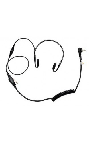 PMLN6541 Гарнитура височная с оголовьем, передача звука методом костной вибрации, микрофон и кнопка
