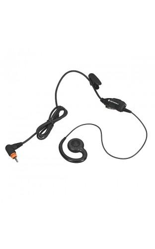 PMLN7189 Наушник вращающийся с микрофоном и кнопкой PTT на проводе SL1600, SL4000