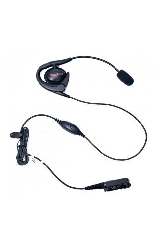 PMLN5732 Наушник Mag One c креплением за ухо с микрофоном на гибком держателе, кноп. PTT/VOX